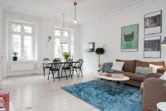 107平米三居欧式风格欧式风格三居室