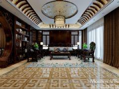 怡和缘中式风格别墅