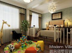 國華印象別墅古典風格兒童房裝修圖片