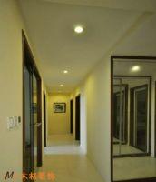 中式風格大戶型四居室古典風格玄關裝修圖片