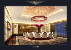 光谷金盾酒店裝修設計案例