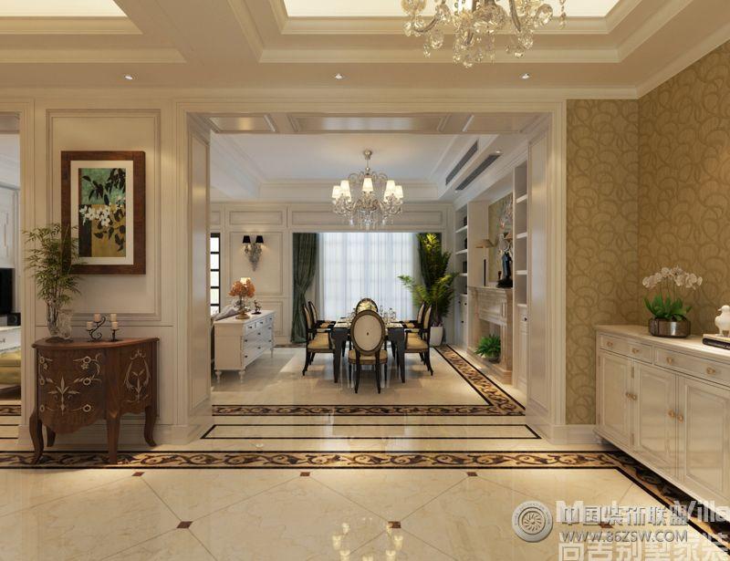 海尔绿城玫瑰园-客厅装修图片