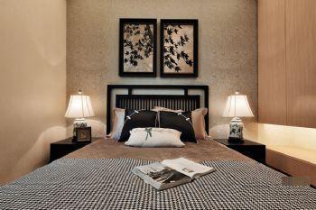 中式风格三居装修设计图中式风格卧室装修图片