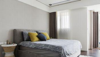 简约木质家居生活简约风格卧室装修图片