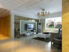 简约现代风格三居室