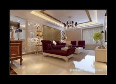 小洋房欧式风格三居室