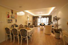 浪漫欧式欧式风格三居室