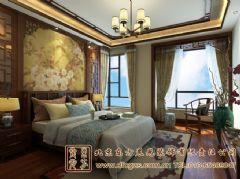 小清新中式装修家居设计中式风格大户型