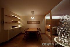 海棠别馆欧式风格三居室