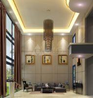 时尚复式客厅设计简约风格复式