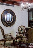 成都尚层装饰别墅装修推荐麓湖生态城蓝花屿美式古典风格案例美式风格阁楼装修图片