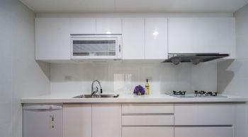 新古典風格設計案例古典風格廚房裝修圖片