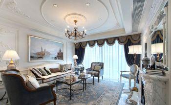 巴洛克欧式大宅设计案例