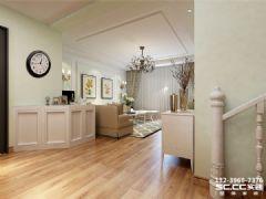 天成·金色堤岸142㎡欧式元素欧式风格玄关装修图片