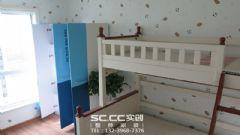 兰州实创装饰装修锦河丹堤111㎡简约现代现代风格儿童房装修图片