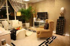 京汉旭城家园 180平简欧风格欧式风格大户型