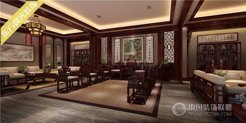 效果图设计室内装修 客厅装修效果图 八六 中国 装饰联盟装修