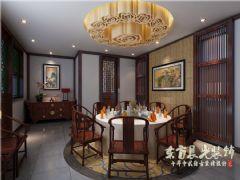 中式四合院设计室内设计中式风格大户型