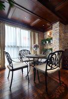 56平米古典风格案例古典风格客厅装修图片