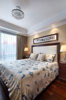 56平米古典风格案例古典风格卧室装修图片