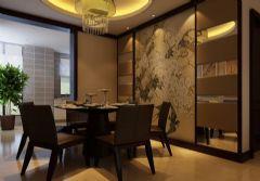 中式古典古典风格餐厅装修图片