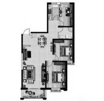 瑞南紫郡121㎡简美风格美式风格客厅装修图片