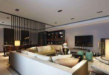 185平米中式四居设计案例