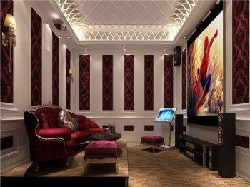 326平米简欧别墅设计欣赏欧式风格其它装修图片