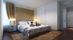 瑞南紫郡 簡歐風格歐式風格臥室裝修圖片