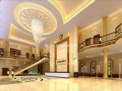 黃金海岸售樓中心裝修設計效果圖