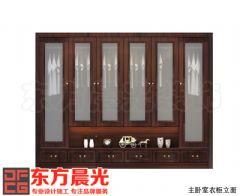 四合院设计效果图-中式古韵缭绕中式风格卧室装修图片