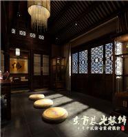 小楼房四合院设计古典风格装修图片
