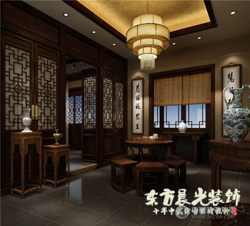 小楼房四合院设计 其它装修效果图 八六 中国 装饰联盟装
