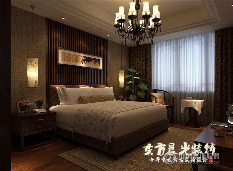 中式装修 平房四合院设计图 卧室装修效果图 八六 中国 装饰联盟装修效