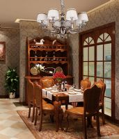 经典华艺中式风格客厅装修图片
