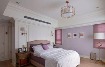 現代簡約風格三居現代風格臥室裝修圖片