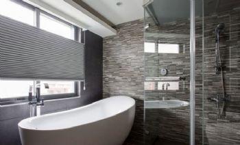 混搭式公寓设计案例混搭风格卫生间装修图片