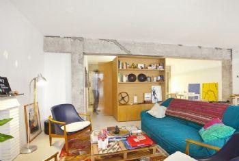 北欧风格小户型设计简约风格客厅装修图片