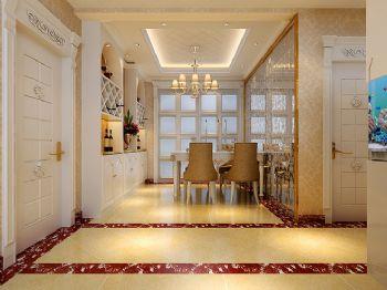 欧式古典三居设计图欧式风格餐厅装修图片