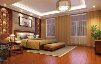東南亞風格別墅設計案例東南亞風格臥室裝修圖片