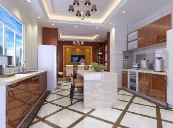 东南亚风格别墅设计案例东南亚风格厨房装修图片