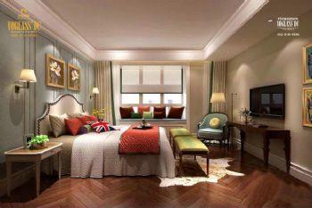 歐式古典別墅裝修設計圖歐式風格臥室裝修圖片