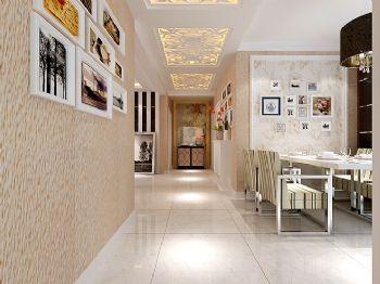 现代简约二居设计案例简约风格餐厅装修图片