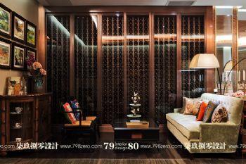 高端豪宅设计案例欣赏古典风格客厅装修图片