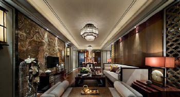 中式奢华别墅案例欣赏