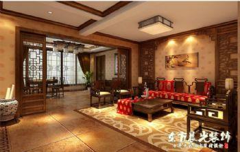 北京四合院别墅设计中式风格别墅