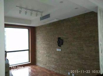 兰州实创装饰装修山水兴城123㎡现代风格二居室