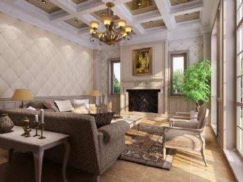欧美别墅装修设计案例