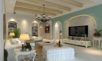 地中海别墅设计图欣赏