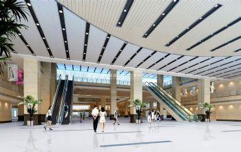 安阳会展中心装修设计项目